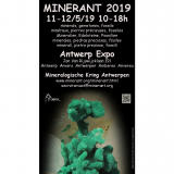 Mineral and fossils fair ANTWERP